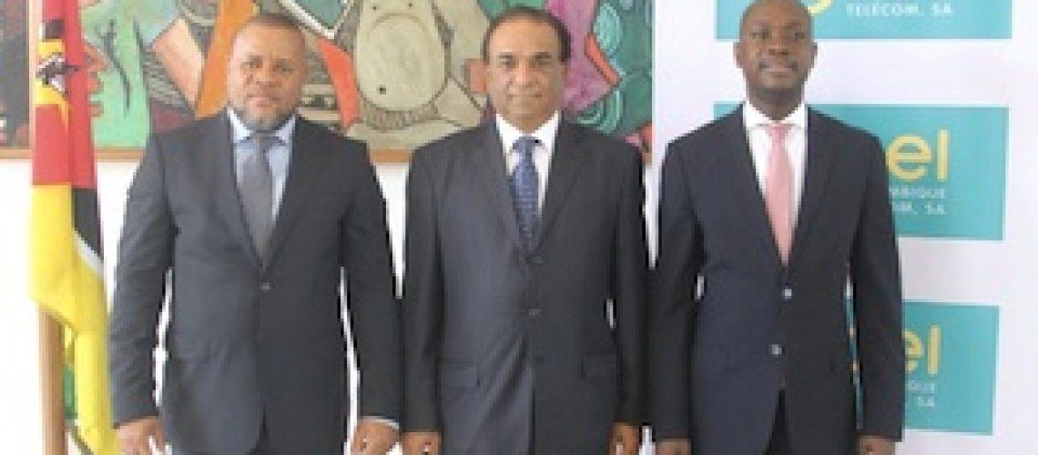 Empossados membros do Conselho de Administração da Tmcel