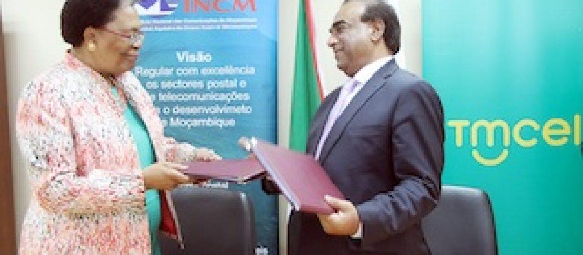 Tmcel recebe Licença Unificada de Telecomunicações