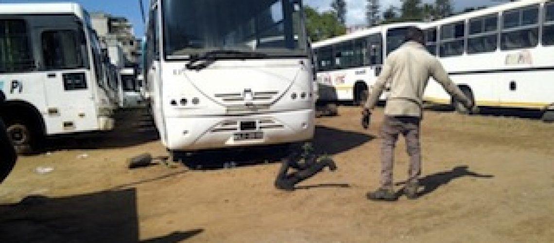 Maputo vai receber 380 autocarros mas com perto de duas centenas paralisados
