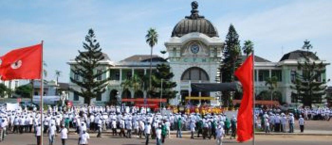 1 de Maio: o trabalhador moçambicano deve deixar de reclamar