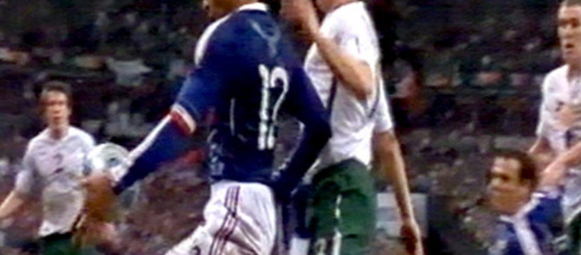 Irlanda apela novamente para jogar contra França