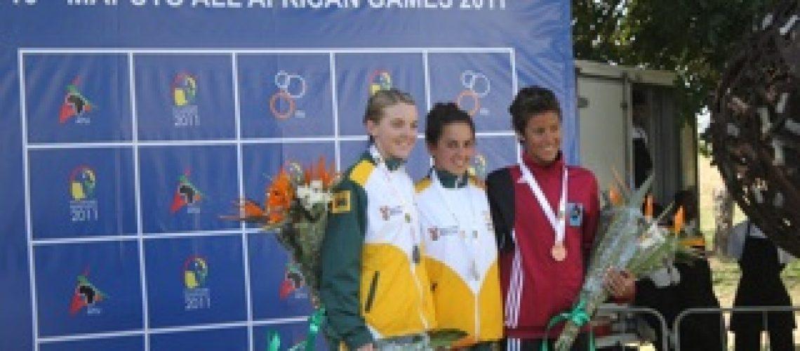 Diário dos X Jogos Africanos: a primeira medalha de ouro vai para... África do Sul