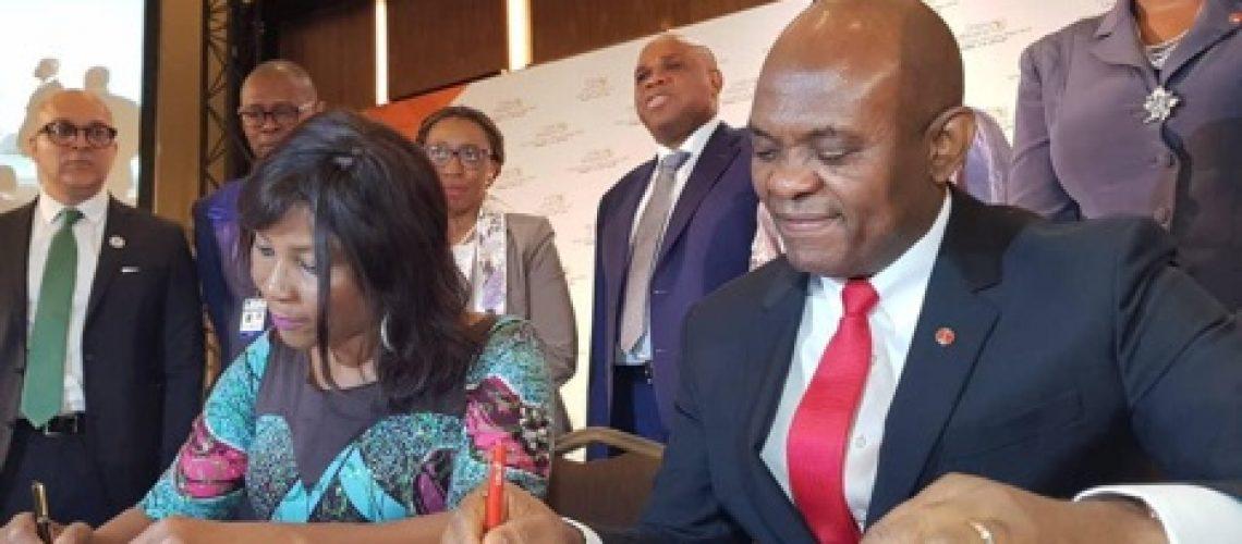 PNUD e Fundação Tony Elumelu celebram parceria para formação e financiamento de 100 mil empreendedores africanos