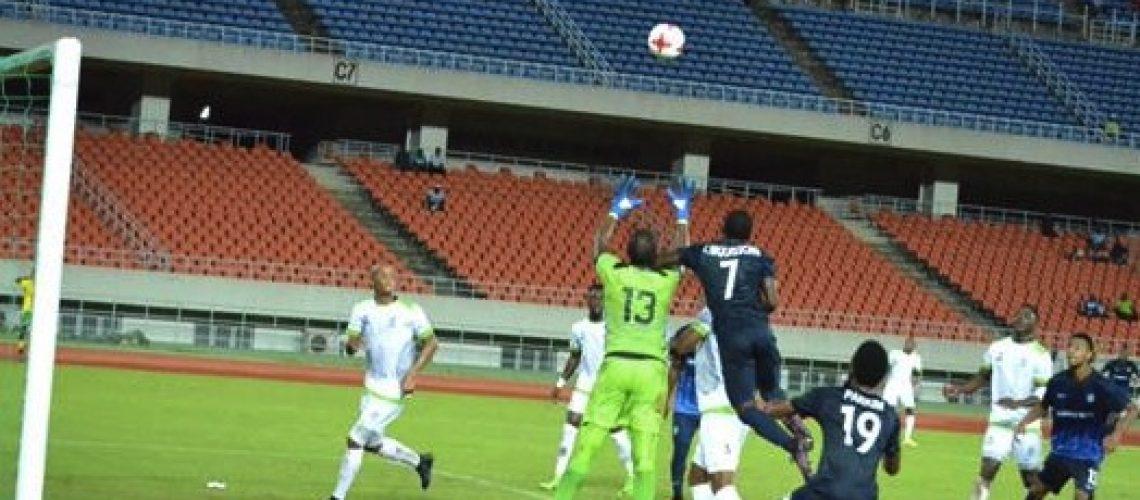 Com nova derrota acaba sonho da União Desportiva de Songo na Taça CAF