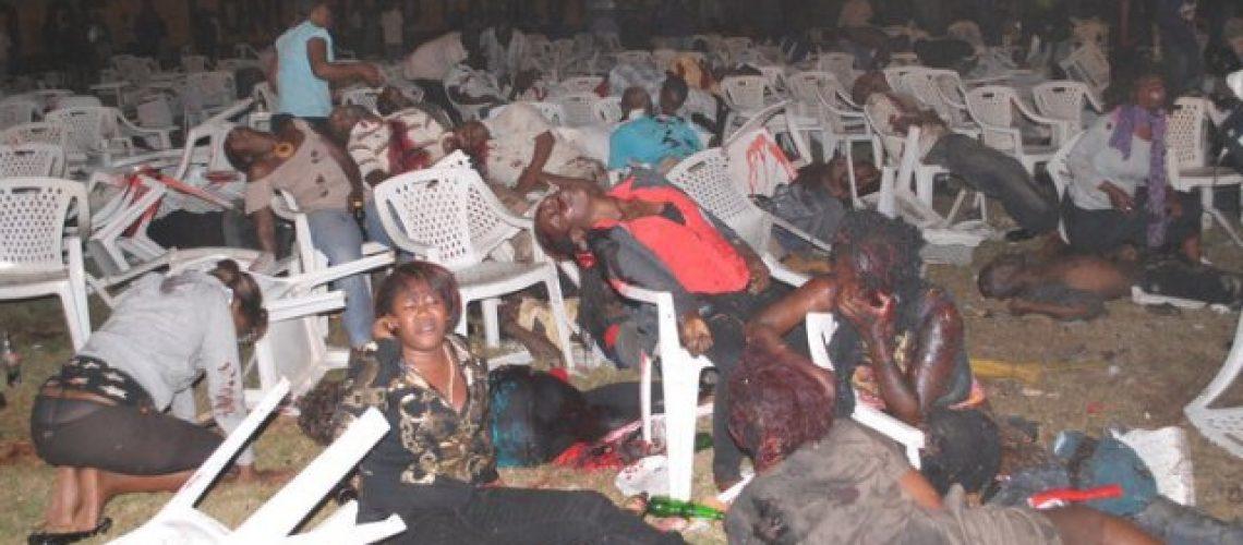 Atentado à bomba durante a final do Mundial fez 74 mortos no Uganda