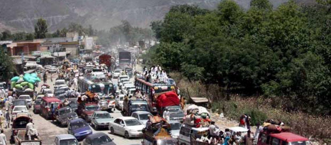 ONU alerta para grave crise humanitária no Paquistão