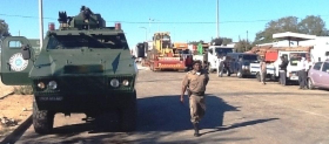 Desaparecimento de Dhlakama e movimentação de artilharia para Gorongora empurram Moçambique para mais uma guerra...