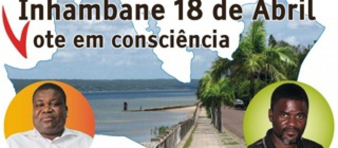 Hoje é dia de votar em Inhambane