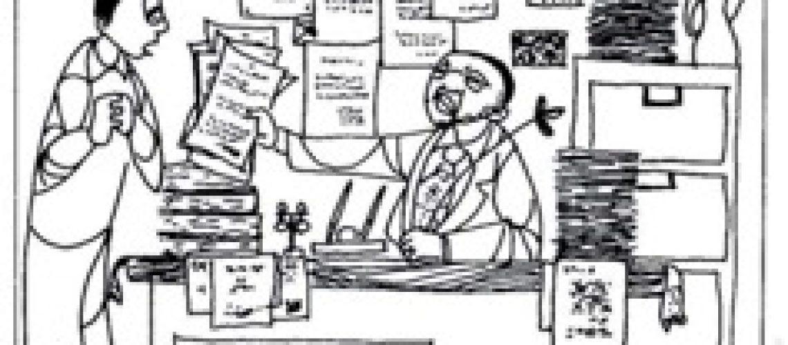 Xiconhoquices da semana: Falta de acção disciplinar cvontra funcionários públicos corruptos; CNE...