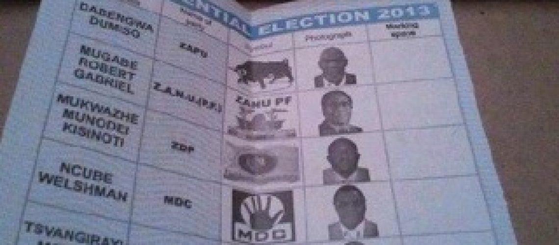 Zimbabweanos votaram pacificamente em eleições pouco transparentes