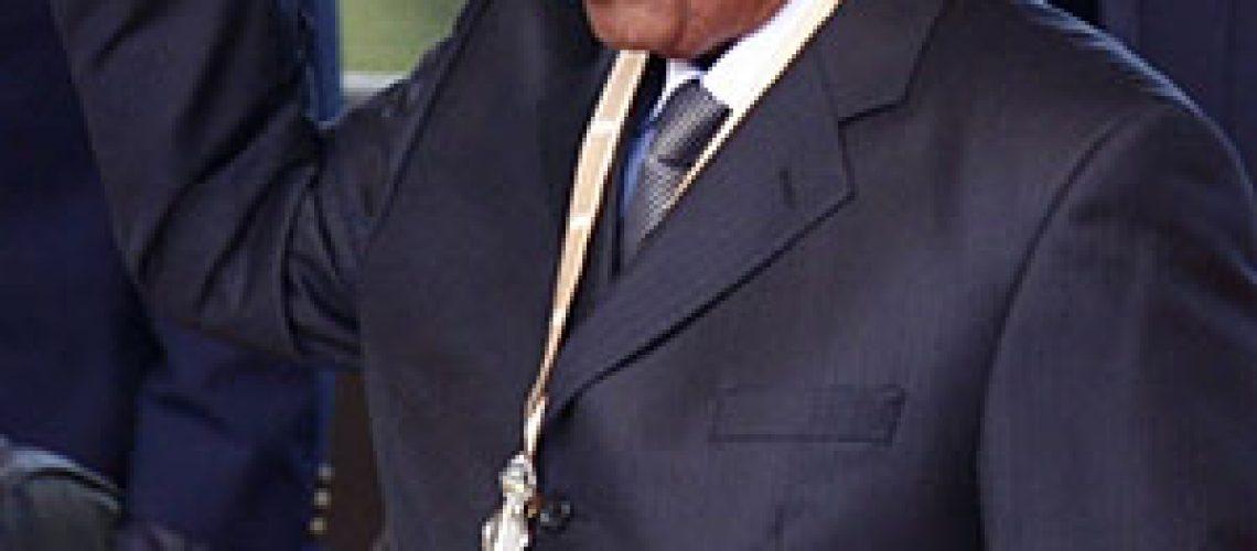 Zuma toma as rédeas da Àfrica do Sul